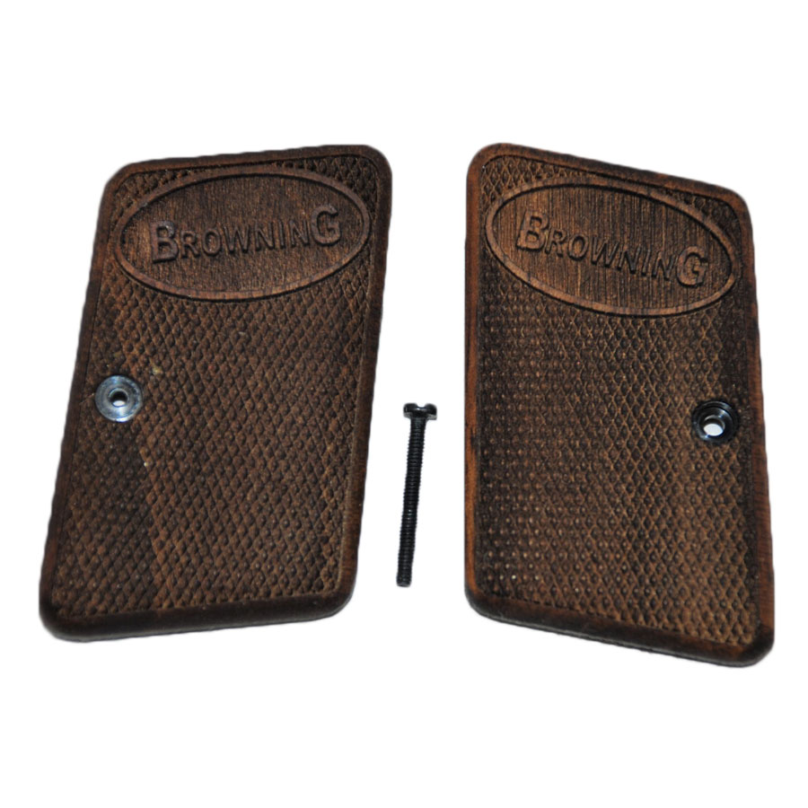 BROWNING BABY WOOD GRIPS